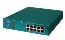 PoE給電スイッチングハブ Switch-S9GPWR