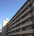 埼玉県さいたま市のパナソニックエコソリューションズ社社宅外観