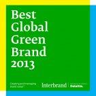 パナソニックが 「Best Global Green Brands 2013」で4位にランクイン