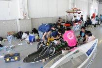 2012 Ene-1 GP ピットでの様子