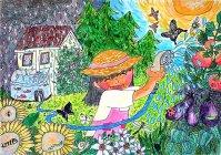 【社長賞】2012年度パナソニックの環境絵画コンクール