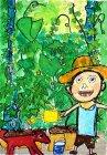 【最優秀賞】2012年度パナソニックの環境絵画コンクール