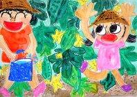 【優秀賞】2012年度パナソニックの環境絵画コンクール