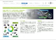 「Annual Report 2013」 オートモーティブ&インダストリアルシステムズ社概況