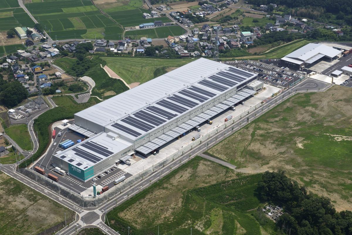 「おおた緑町太陽光発電所」にパナソニックHIT(R)太陽電池モジュール納入