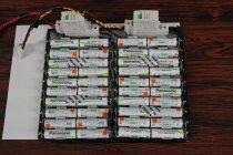 「2013 Ene-1 GP SUZUKA」 電源は充電式EVOLTA40本