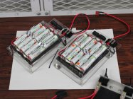「2013 Ene-1 GP SUZUKA」電源は「充電式EVOLTA」40本