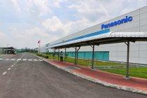 パナソニックのHIT太陽電池工場(マレーシア)外観