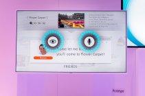 パナソニックがIFA2013でクラウド技術を活用したさらに快適なくらしを提案 テレビコンセプトモデル