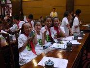 パナソニックのエコラーニングプログラムに参加した平遥の子どもたち