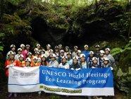 世界文化遺産・富士山で自然体験学習!パナソニックが世界遺産エコラーニングプログラムを開催