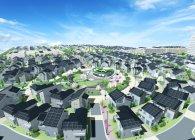 Fujisawaサスティナブル・スマートタウン イメージ図