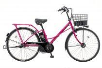 パナソニック ファッションに合わせて選べるカラフルな電動アシスト自転車「カラーズ・B・EB」