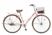 パナソニック ファッションに合わせて選べるカラフルな自転車「カラーズ・F・ツインロック」」