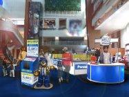 EVOLTA×プラレール 世界最長レール走破チャレンジ 応援レール募集イベント イメージ