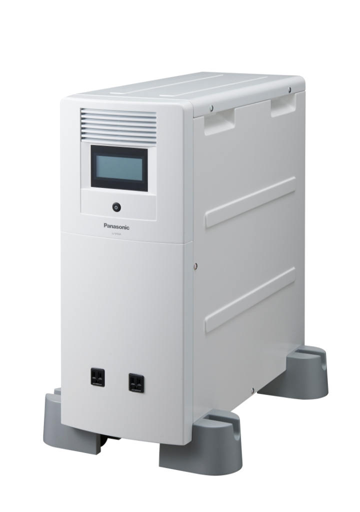 産業・住宅用 リチウムイオン蓄電システム 5kWh スタンドアロンタイプ