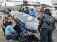2013 マイナビ Ene-1 GP MOTEGI 「出場チームの様子」
