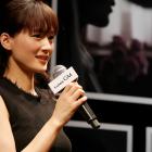 「綾瀬はるか × LUMIX GM Gallery」プレスイベント 綾瀬さんインタビュー