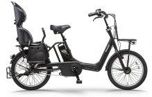 2013年9月発売 幼児2人同乗対応電動アシスト自転車「ギュット・アニーズ」