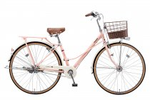 2013年11月発売 ファッションテイストに合わせてカラーを選べる自転車「カラーズ」