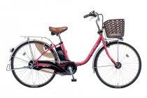 """2013年12月発売 """"力強さ""""と""""違和感のないアシスト""""を実現した電動アシスト自転車「ビビ・DX」"""