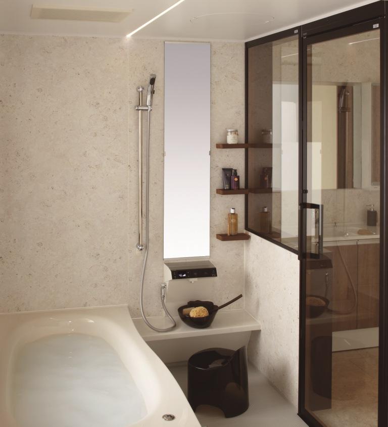 美しくなるための機能と空間を備えた「パナソニック バスルーム Oflora(オフローラ)」