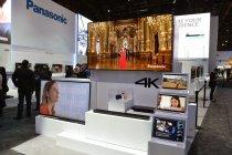 民生商品から企業向けソリューションまで幅広く4K技術をご紹介。