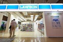 LAWSON様との協業による、経産省、環境省のCO2トレード実証実験店舗を会場に再現