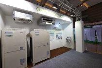 インドネシア国内での導入も進むVRF空調システムによる安全で快適なオフィス空間を提案