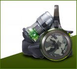 ゲットナビ×ナノ・ユニバース コラボデザイン ハイブリッド電源掃除機