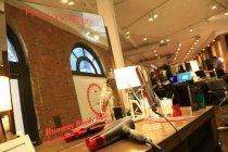 Panasonic Beauty Barでは最新のヘアアイロンやドライヤーなど美容家電が体験できる