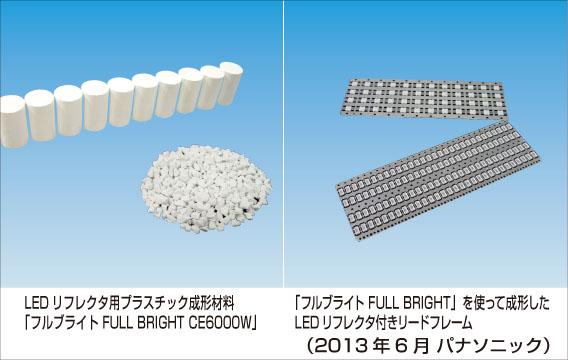 熱硬化性プラスチック成形材料「フルブライト FULL BRIGHT」