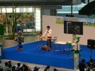 エボルタロボット開発者 高橋智隆さんトークショー
