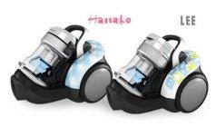 HanakoとLEEとコラボしたサイクロン式掃除機が、限定モデルとして発売決定
