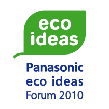 Panasonic 'eco ideas' Forum 2010