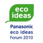Panasonic 'eco ideas' Forum 2010