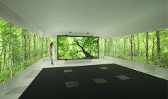 パナソニックセンター東京の3Dシアター「152・3D・Lab.(ラボ)」がリニューアルオープン