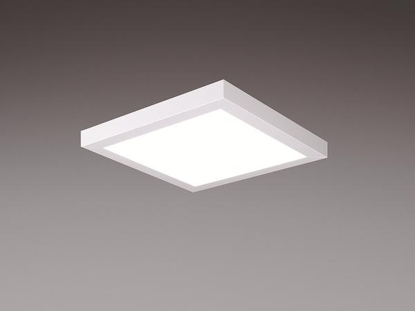 一体型LEDベースライト スクエアタイプ パネル器具 直付型