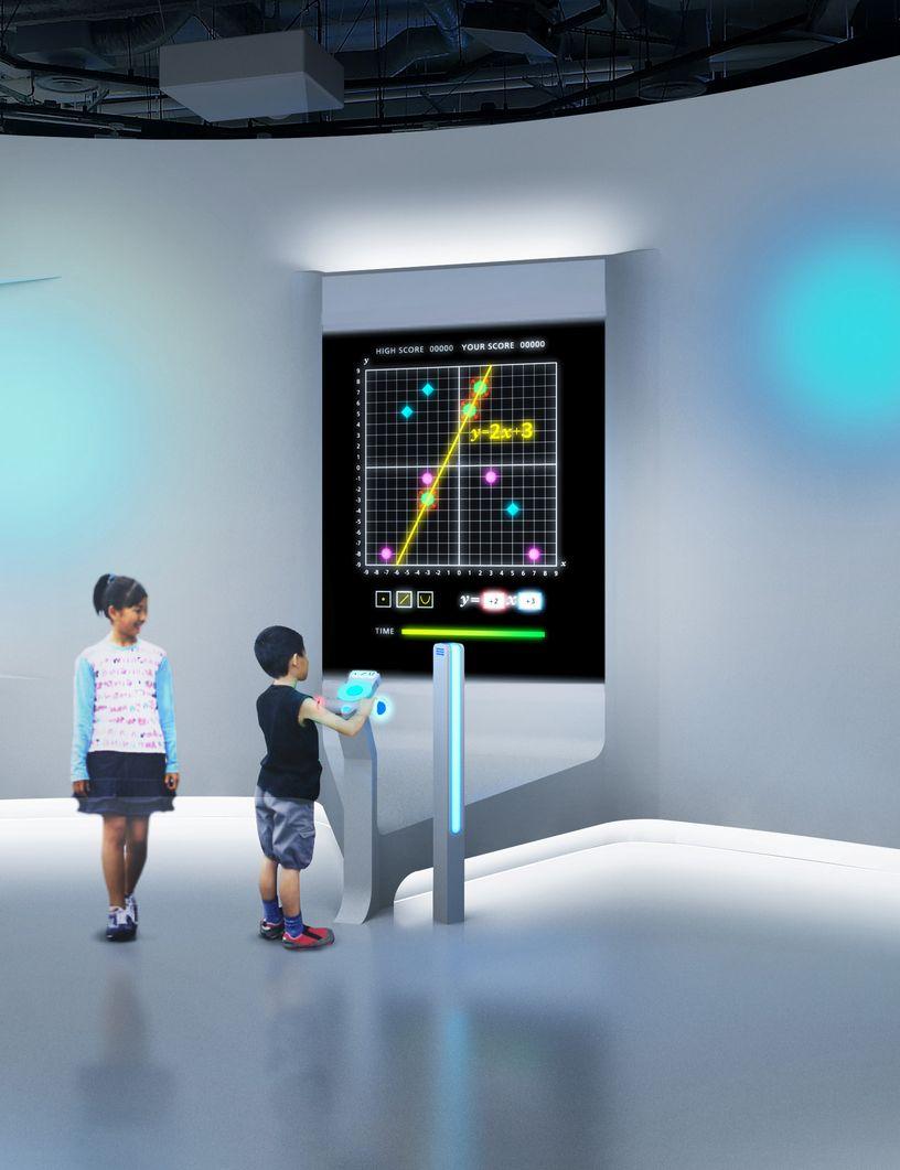 リースーピア新展示「ファンクションシューター」