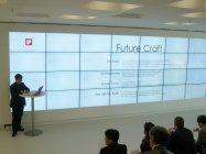 パナソニックのデザインフィロソフィー「Future Craft」を紹介