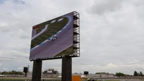レースのライブ映像がより鮮明に楽しめます