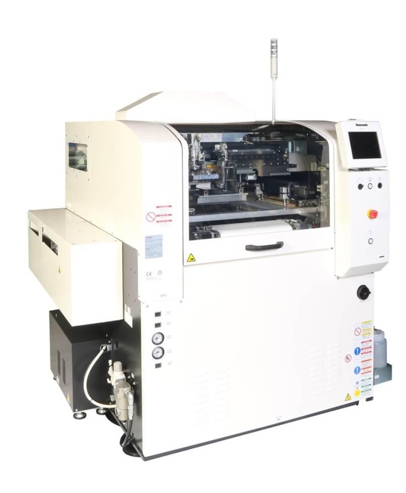 スクリーン印刷機 SPVの外観(NM-EJP7A)