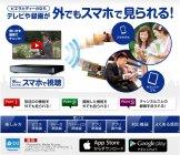 「外からどこでもスマホで視聴」がバージョンアップ!Bluetooth(R)機器への音声出力に対応