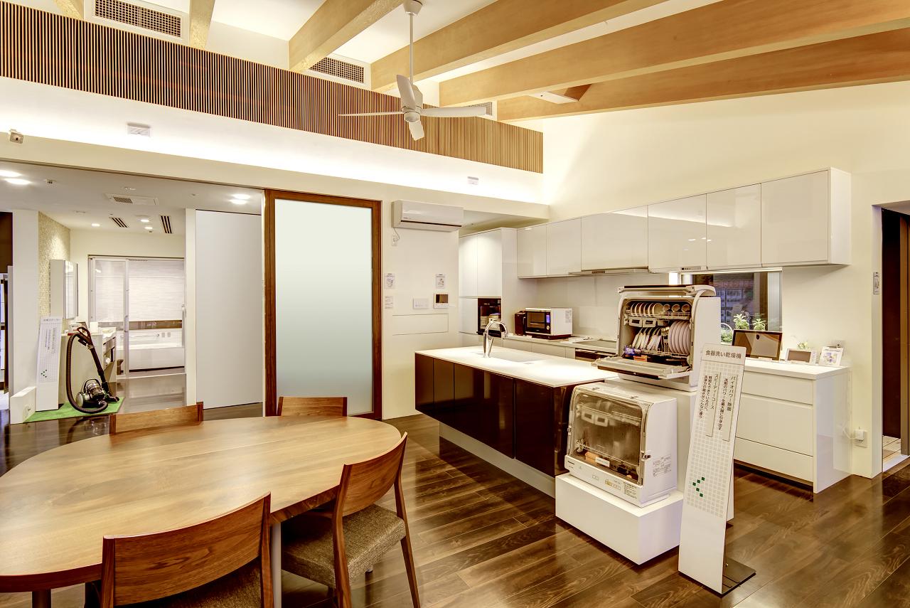パナソニックセンター大阪1階:LIFE CREATION Floor「SUMAI Lab.」
