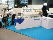 「NEPCON CHINA 2015」パナソニックブースの様子(2)