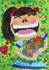 第9回環境絵画コンクール【社長賞】酒井心希さん(2年生)福岡県