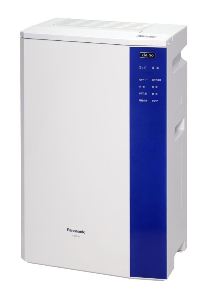 パナソニック 次亜塩素酸 空間清浄機「ジアイーノ」コンパクトタイプ(F-JML30-W)