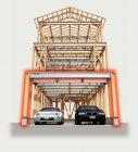テクノストラクチャーの耐火構造仕様 3階建住宅(2)(イメージ)
