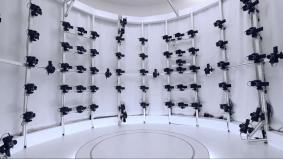 120台のLUMIX GH4が見事な同期で4K撮影