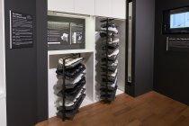 靴の集中収納アイディア